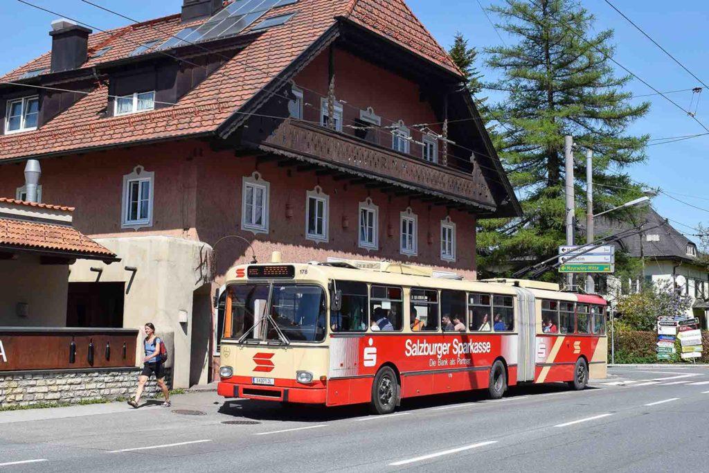 Obus 178 in Mayrwies